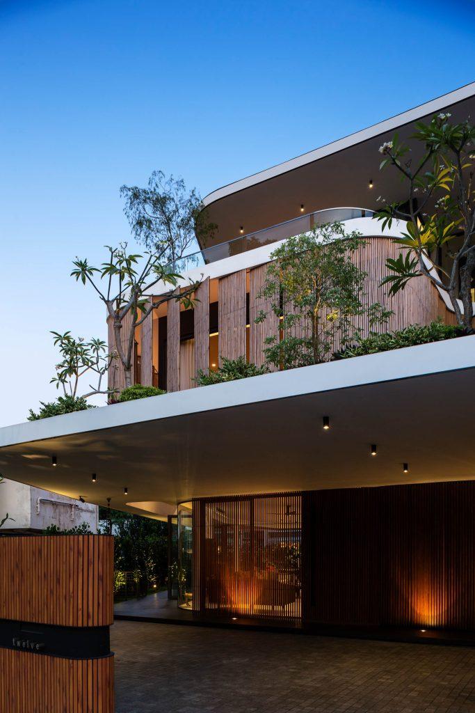 Bamboo Veil House Luxury Residence - Bukit Timah, Singapore