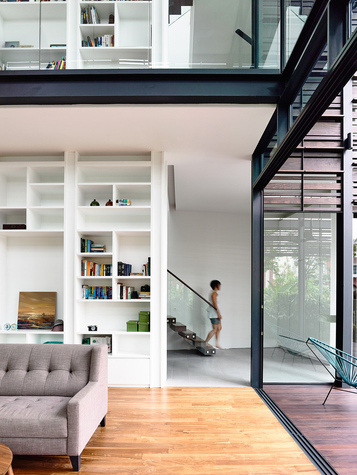 Lines of Light Luxury Residence – Faber Terrace, Singapore