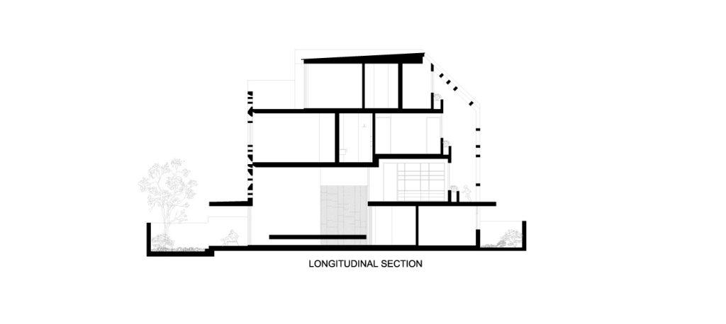 Section - Custom Shades Luxury House - West Coast Grove, Singapore