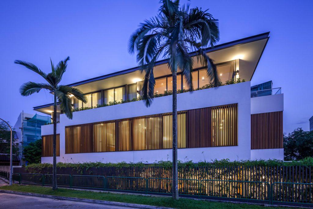 Sunny Side House Luxury Residence - Serangoon, Singapore