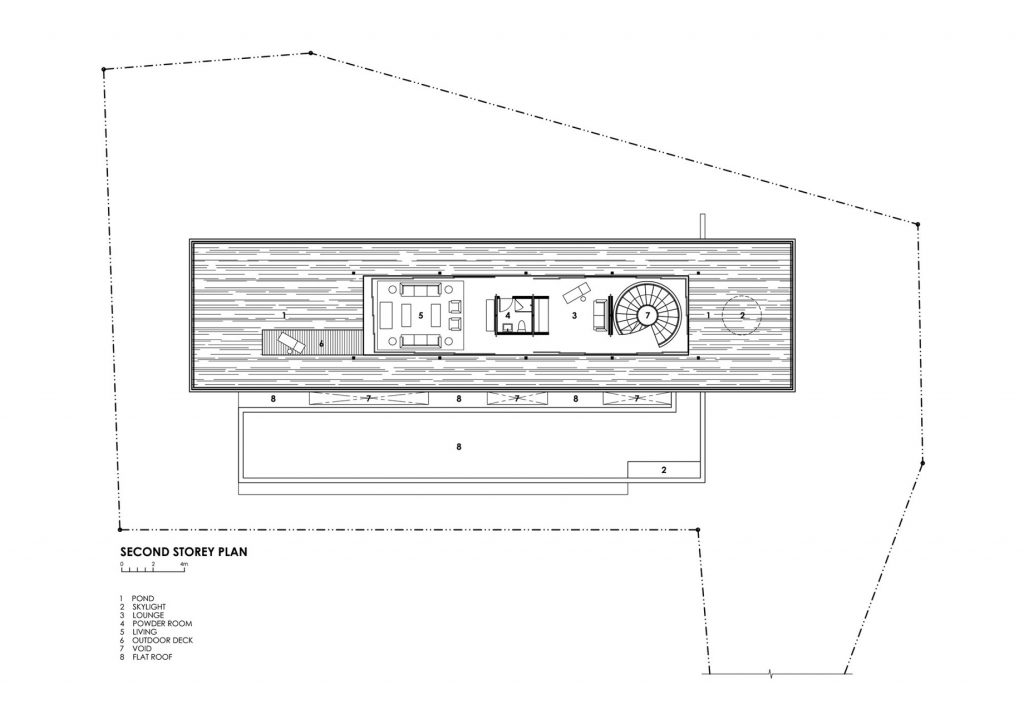 Floor Plans - Water Cooled House Luxury Residence - Bukit Timah, Singapore