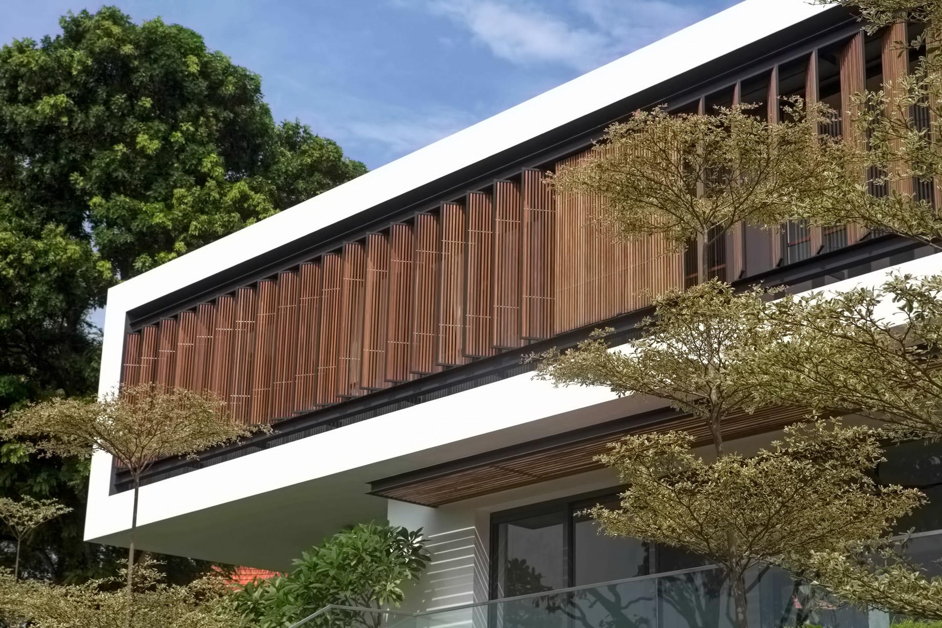 See Through House Luxury Residence – Bukit Timah, Singapore