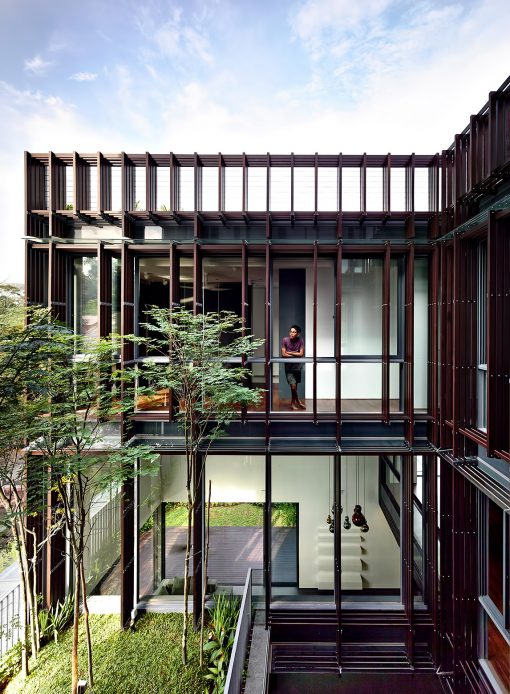 Vertical Court Luxury Residence - Greenbank Park, Singapore