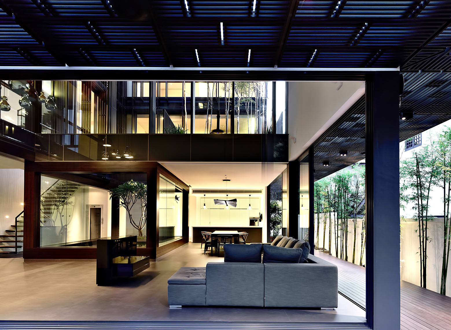Vertical Court Luxury Residence – Greenbank Park, Singapore