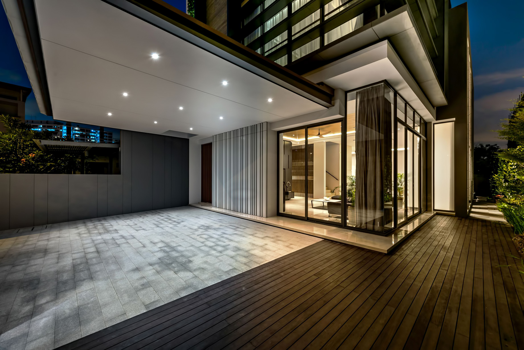 Green Wall House Luxury Residence – Singapore