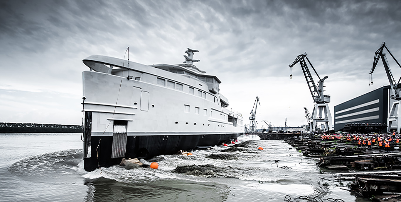 La Datcha - Tinkoff Collection's New Luxury Superyacht - Exploring