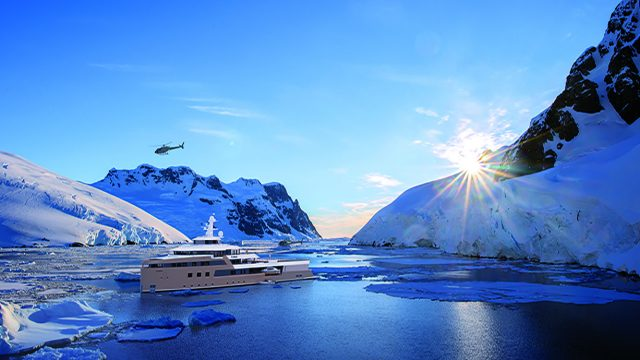 La Datcha - Tinkoff Collection's New Luxury Superyacht - Cruising