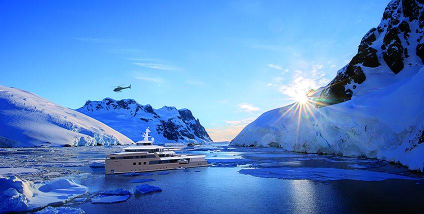 La Datcha - Tinkoff Collection's New Luxury Superyacht - Cruising