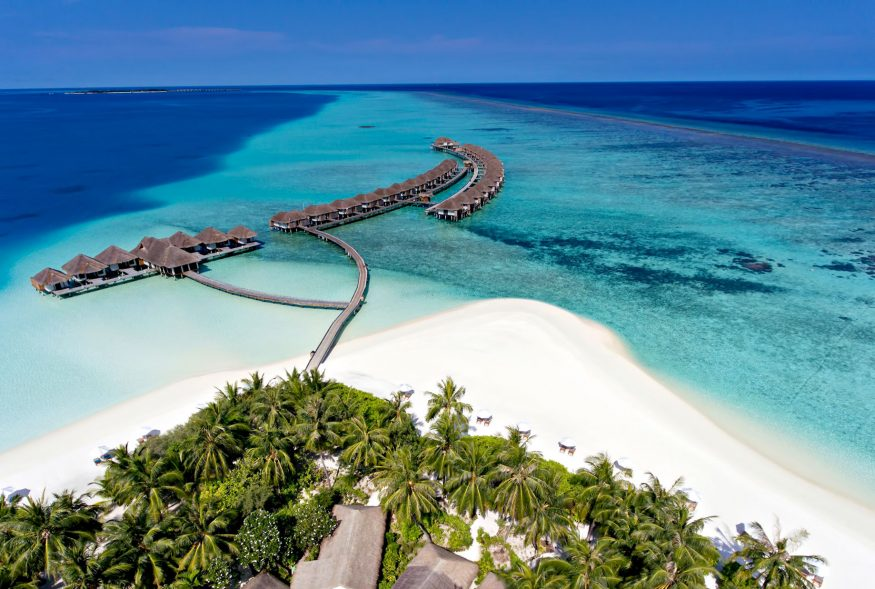 Velassaru Maldives Luxury Resort - South Male Atoll, Maldives - Over Water Bungalows