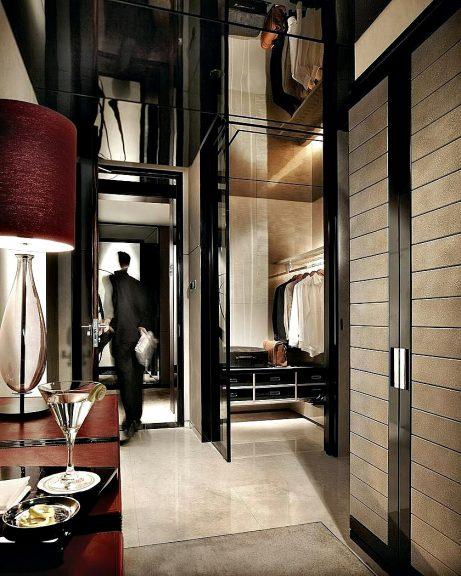 Regent Shanghai Pudong Luxury Hotel - Shanghai, China - Entry