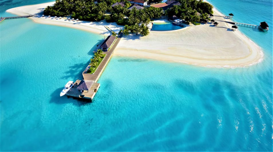 Velassaru Maldives Luxury Resort - South Male Atoll, Maldives - Boat Dock