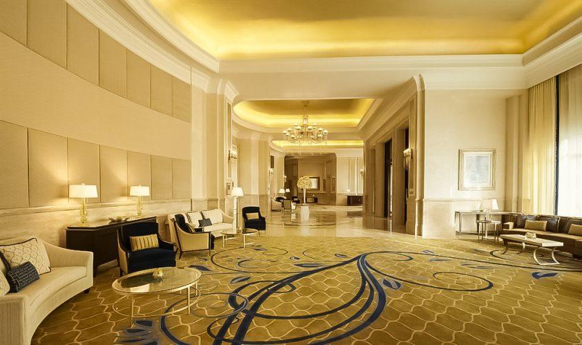 The St. Regis Abu Dhabi Luxury Hotel - Abu Dhabi, United Arab Emirates - Hall