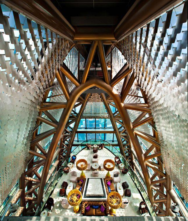 The St. Regis Shenzhen Luxury Hotel - Shenzhen, China - Malt Lounge