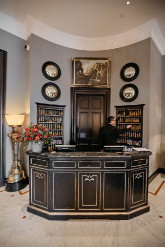 The St. Regis Florence Luxury Hotel - Florence, Italy - Concierge