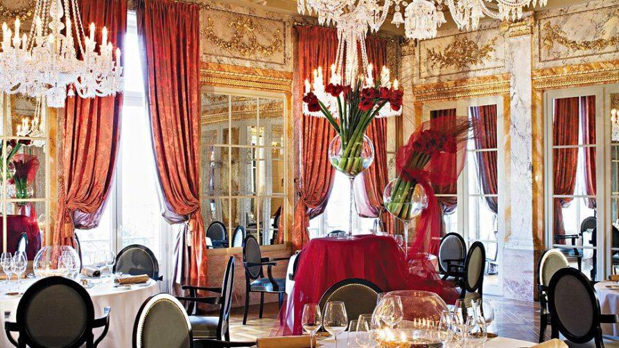 InterContinental Bordeaux Le Grand Hotel - Bordeaux, France - Grand Dining