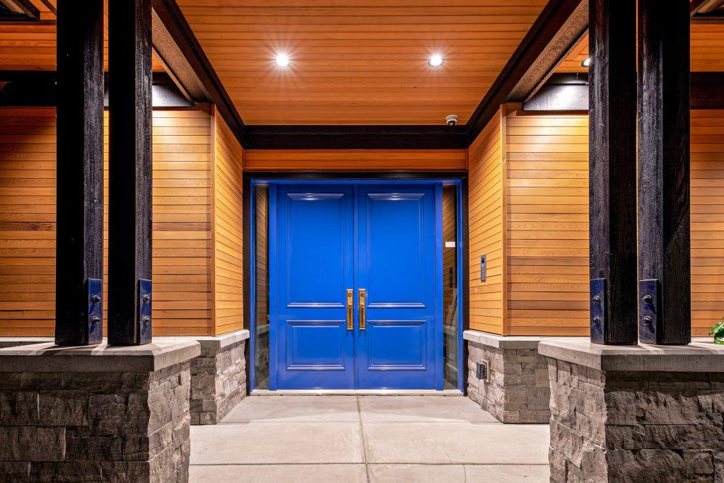 2121 Union Court, West Vancouver, BC, Canada - Front Door