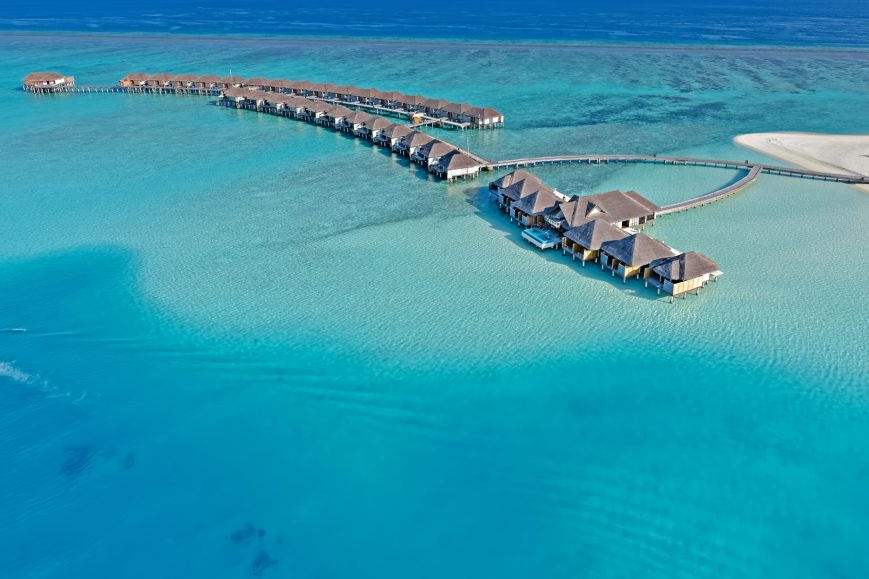 Velassaru Maldives Luxury Resort - South Male Atoll, Maldives - Over Water Suites