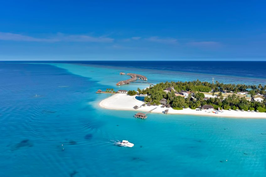 Velassaru Maldives Luxury Resort - South Male Atoll, Maldives - Private Island