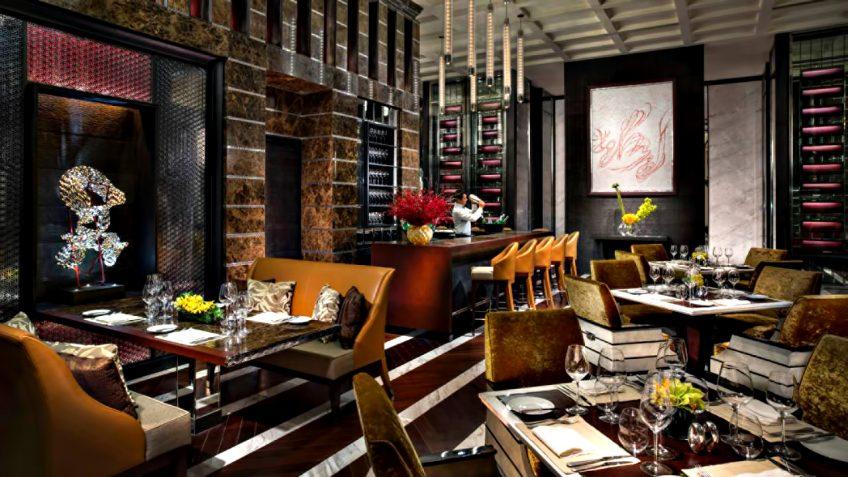 Regent Shanghai Pudong Luxury Hotel - Shanghai, China - Exclusive Restaurant