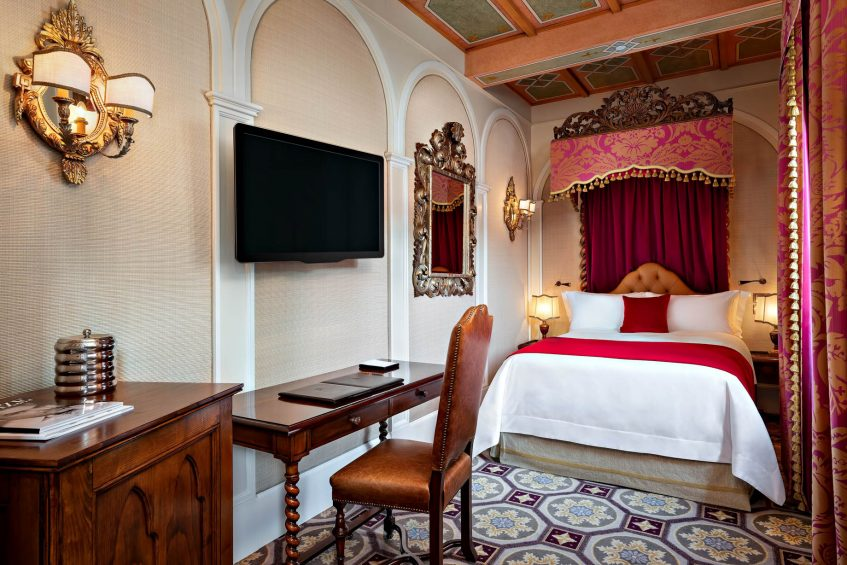 The St. Regis Florence Luxury Hotel - Florence, Italy - Single Deluxe Guest Room