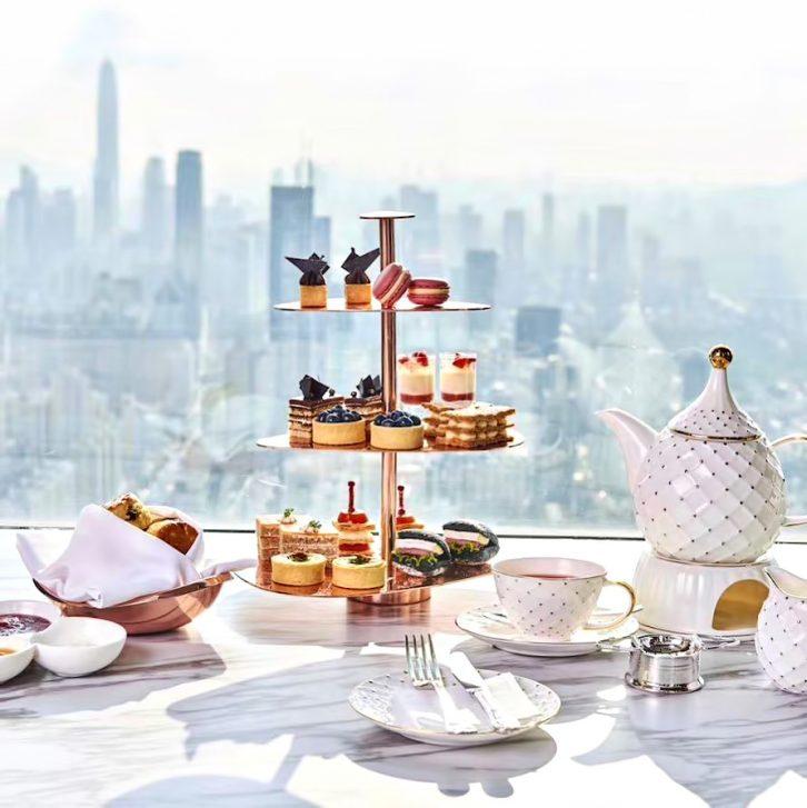 The St. Regis Shenzhen Luxury Hotel - Shenzhen, China - Epicurean Pastries