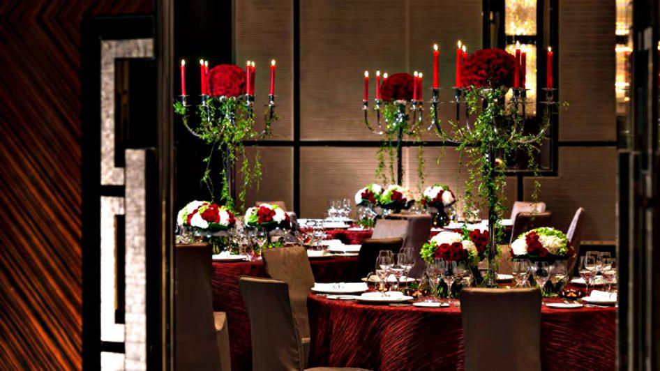 Regent Shanghai Pudong Luxury Hotel - Shanghai, China - Banquet Room