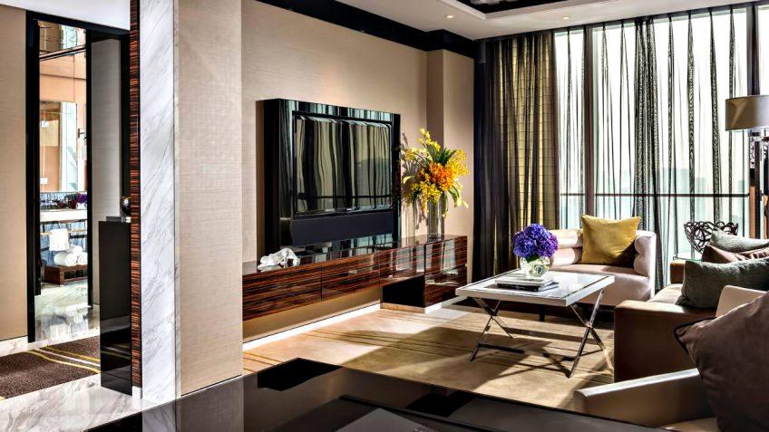 Regent Shanghai Pudong Luxury Hotel - Shanghai, China - Deluxe Room