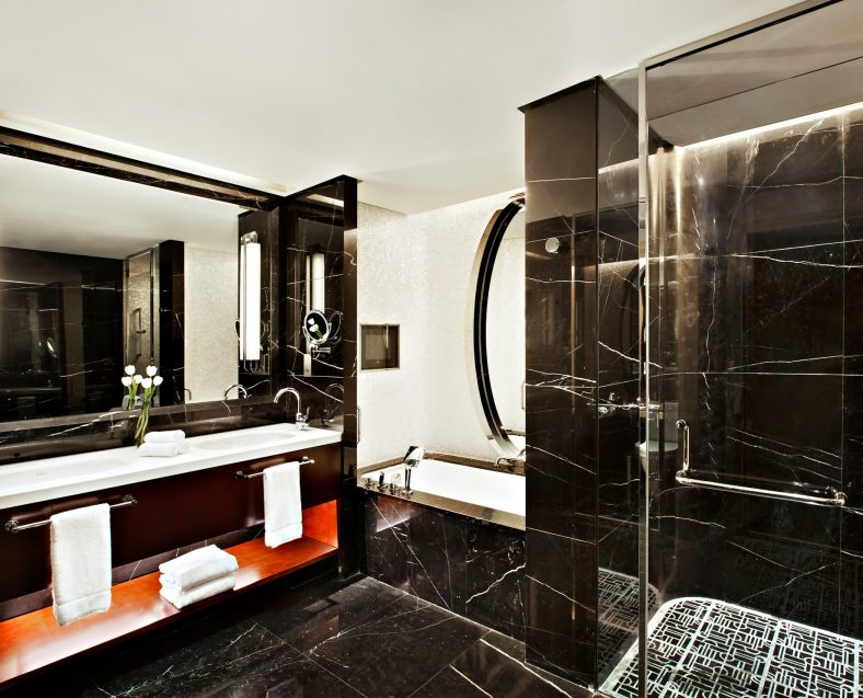 043 - The St. Regis Tianjin Luxury Hotel - Tianjin, China - Superior Suite Bathroom
