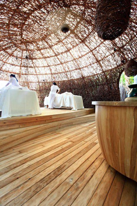 Six Senses Laamu Luxury Resort - Laamu Atoll, Maldives - Private Island Spa