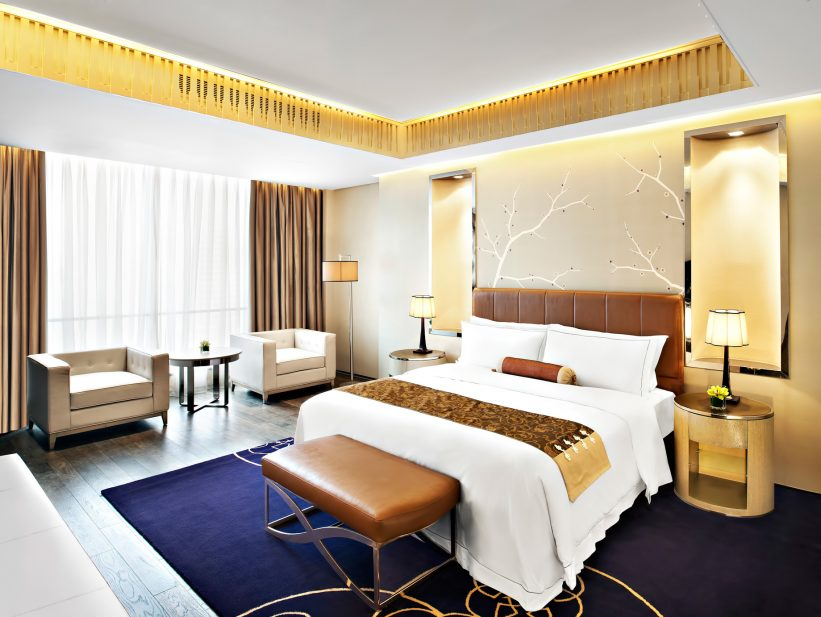 The St. Regis Tianjin Luxury Hotel - Tianjin, China - Govenor Suite
