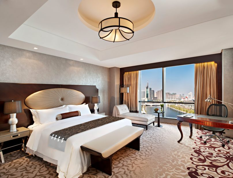 The St. Regis Tianjin Luxury Hotel - Tianjin, China - Superior Suite
