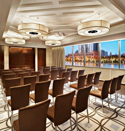 The St. Regis Tianjin Luxury Hotel - Tianjin, China - Jin Meeting Room
