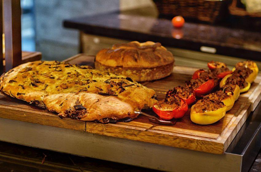The St. Regis Abu Dhabi Luxury Hotel - Abu Dhabi, United Arab Emirates - Gourmet Bread