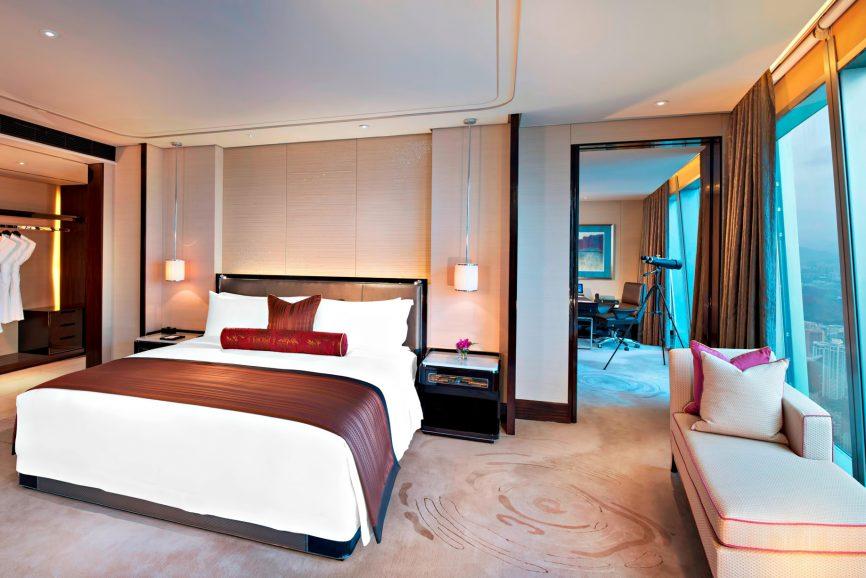 The St. Regis Shenzhen Luxury Hotel - Shenzhen, China - Caroline Astor Suite
