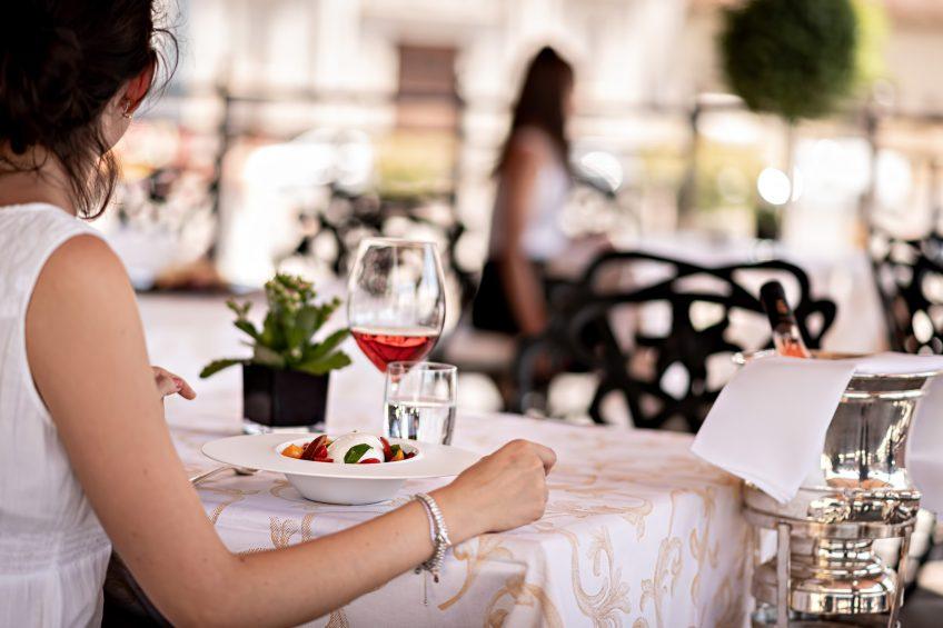 The St. Regis Florence Luxury Hotel - Florence, Italy - St. Regis Terrace