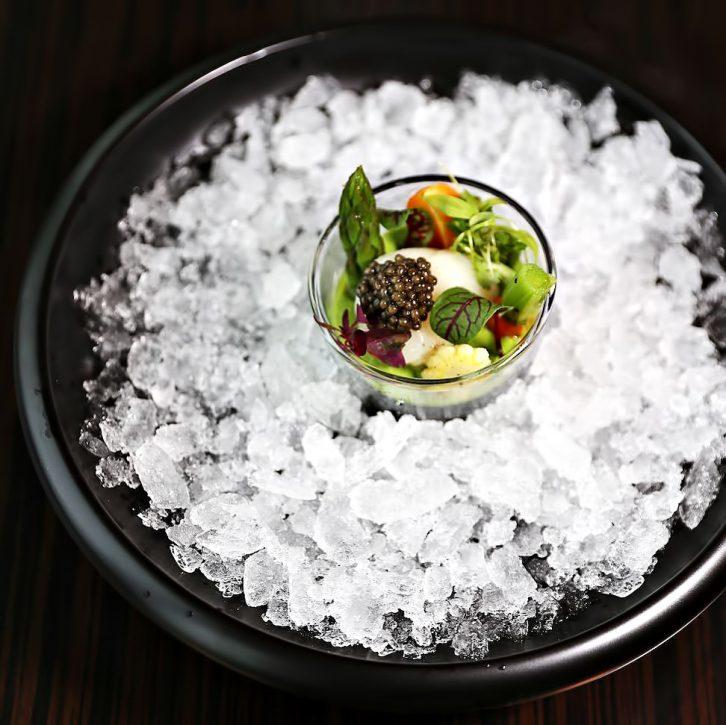 The St. Regis Shenzhen Luxury Hotel - Shenzhen, China - Caviar 95th Floor Social Restaurant