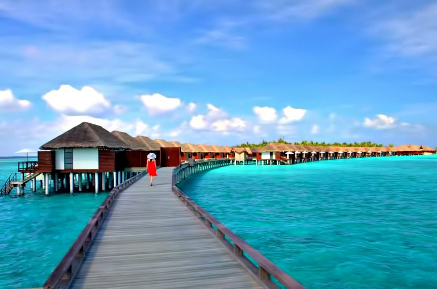 Velassaru Maldives Luxury Resort - South Male Atoll, Maldives - Luxury