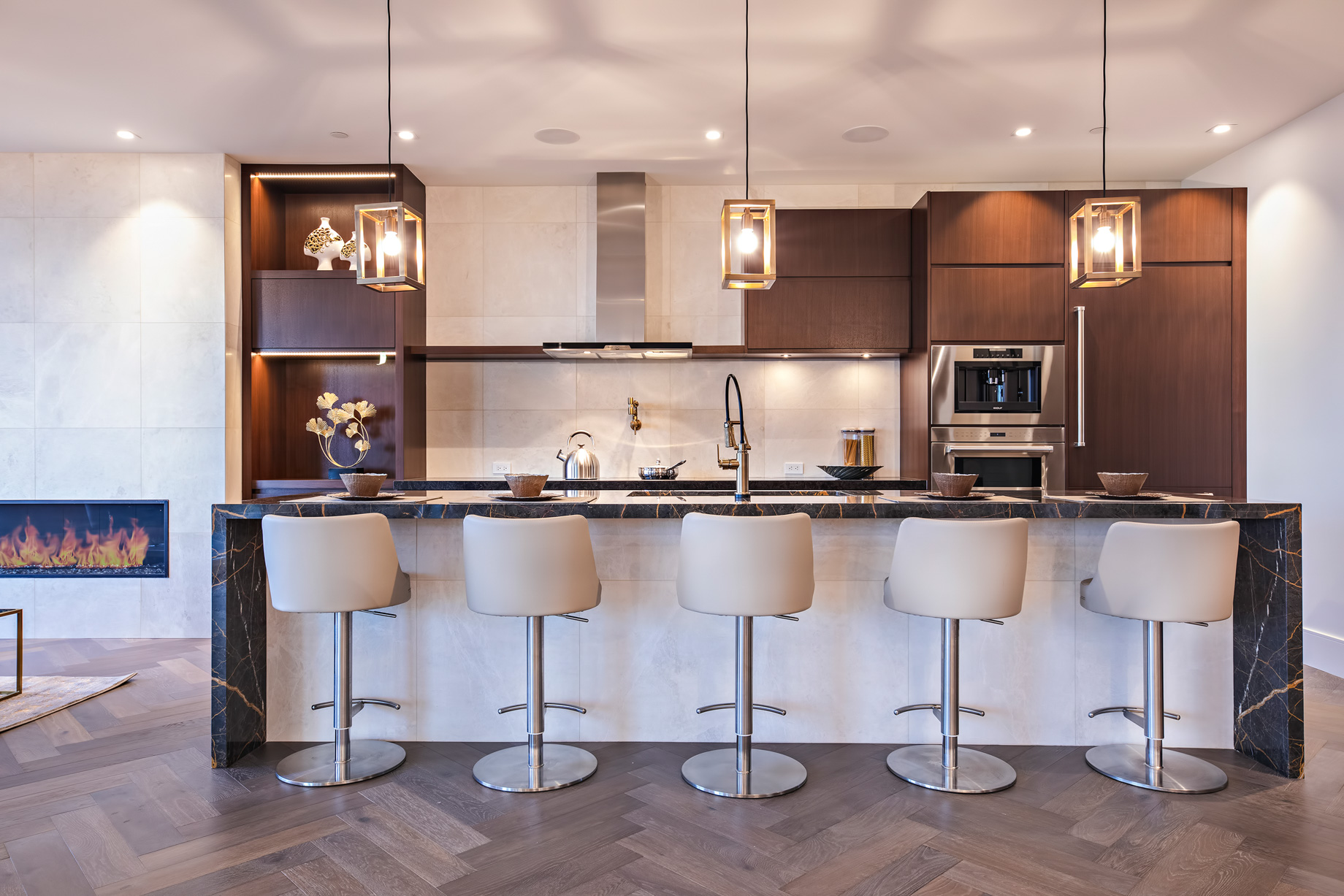 2111 Union Court, West Vancouver, BC, Canada - Kitchen - Luxury Real Estate - West Coast Modern Home