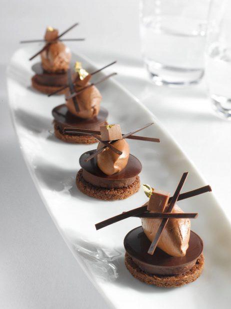 InterContinental Bordeaux Le Grand Hotel - Bordeaux, France - Food as Art