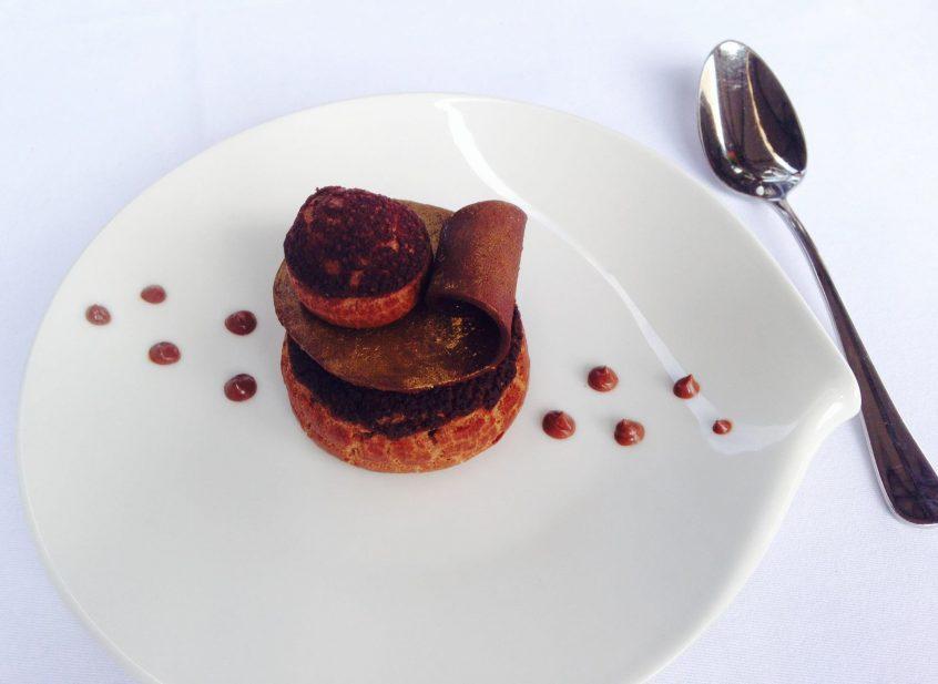 InterContinental Bordeaux Le Grand Hotel - Bordeaux, France - Delightful Dessert