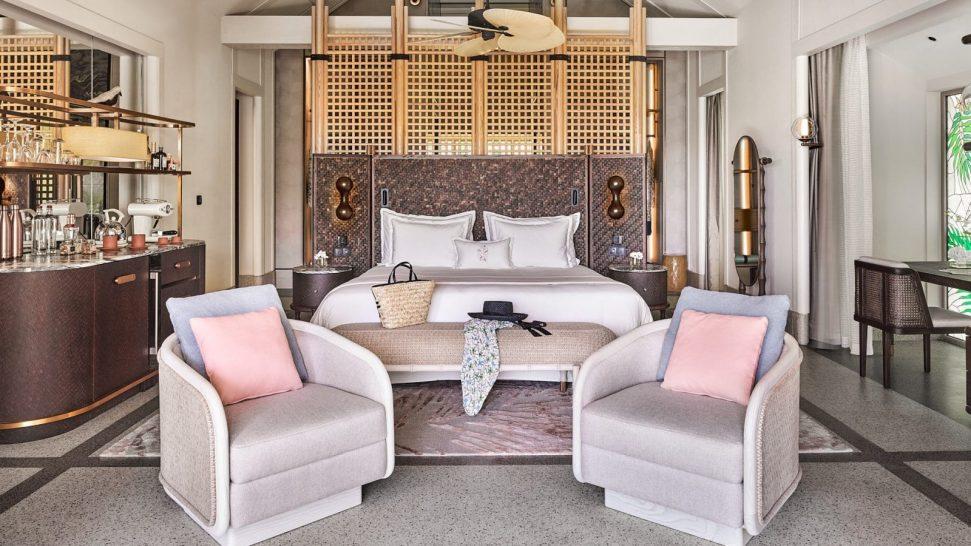 Joali Maldives Luxury Resort - Muravandhoo Island, Maldives - Luxury Villa Bedroom