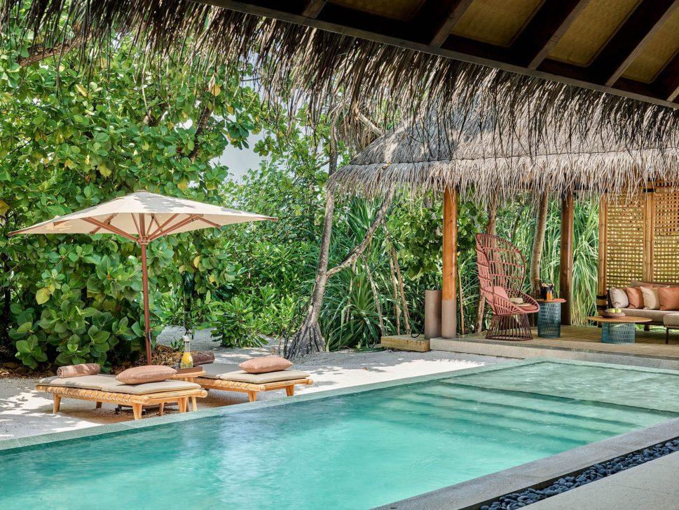 Joali Maldives Luxury Resort - Muravandhoo Island, Maldives - Luxury Villa Pool
