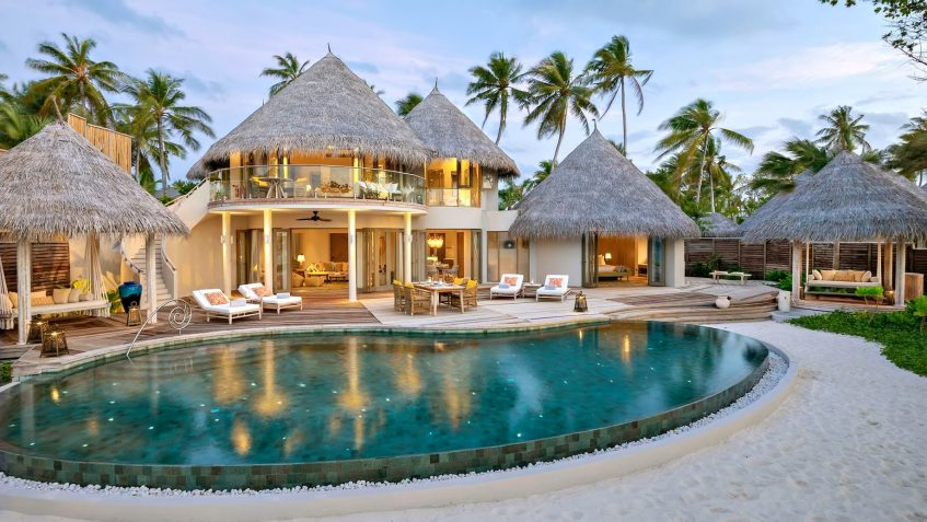 The Nautilus Maldives Luxury Resort - Thiladhoo Island, Maldives - Oceanview Residence