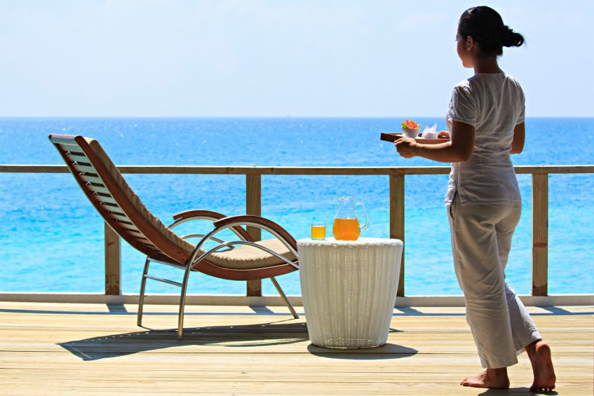 Velassaru Maldives Luxury Resort - South Male Atoll, Maldives - Spa