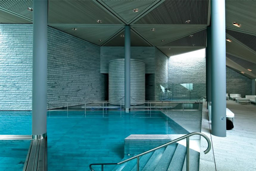 Tschuggen Grand Luxury Hotel - Arosa, Switzerland - Tschuggen Bergoase