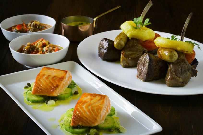 The St. Regis Abu Dhabi Luxury Hotel - Abu Dhabi, United Arab Emirates - Epicurean Cuisine