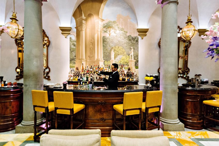 The St. Regis Florence Luxury Hotel - Florence, Italy - Evening Ritual