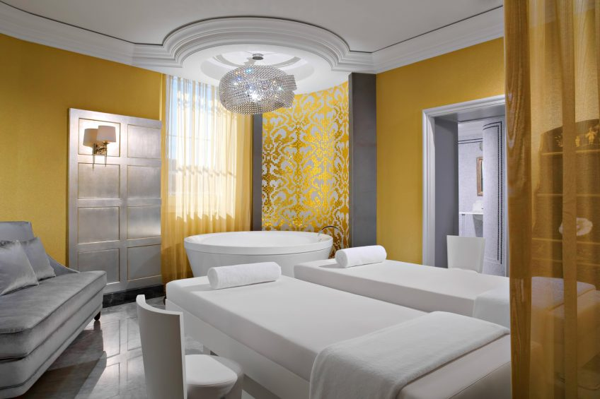 The St. Regis Florence Luxury Hotel - Florence, Italy - Iridium Suite by Clarins