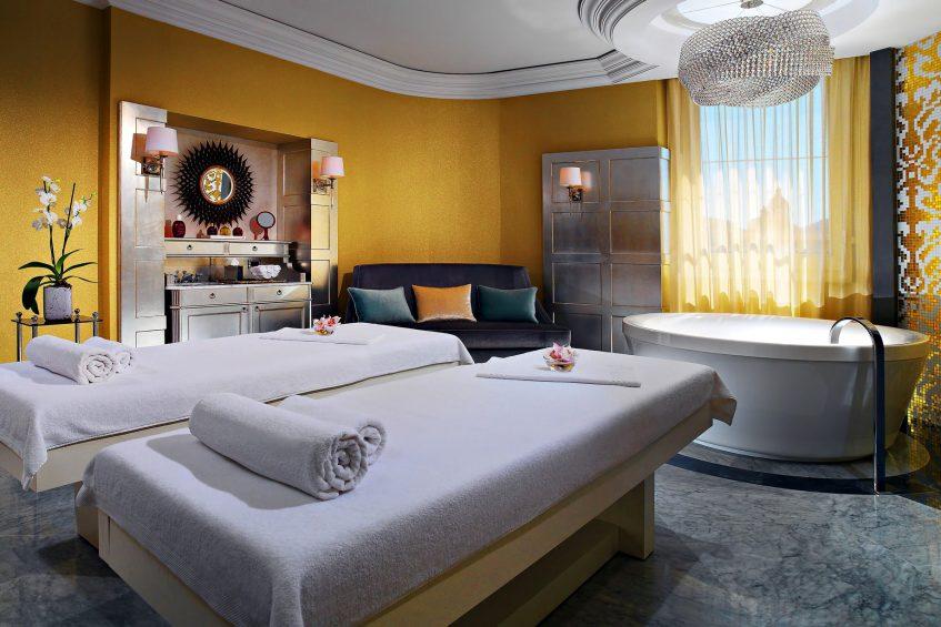 The St. Regis Florence Luxury Hotel - Florence, Italy - Iridium Suite by Clarins Citrine