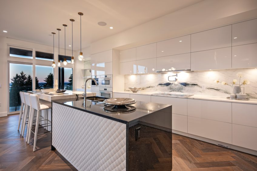 2121 Union Court, West Vancouver, BC, Canada - Kitchen - Luxury Real Estate - West Coast Modern Home